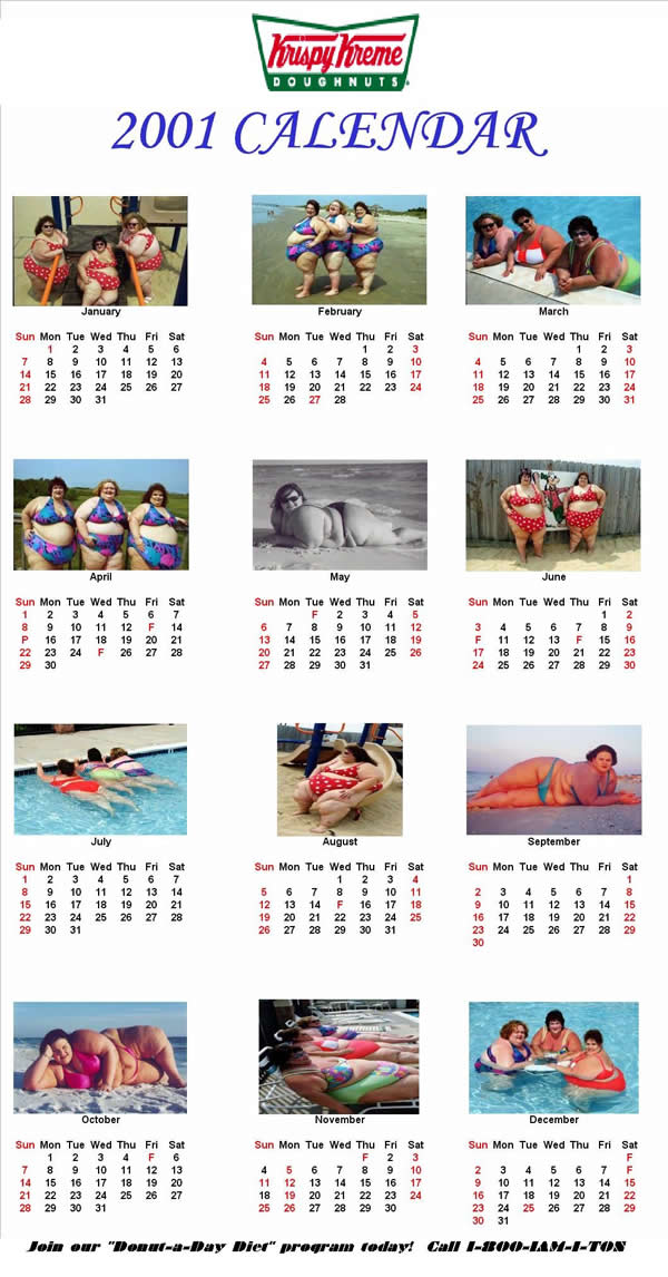 Krispy Kreme Calendar.Why Are Krispy Kreme Dognuts Soo Good Yotatech Forums